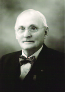 "George M. ""Uncle George"" Putnam, second president of the Federation served from 1917 to 1950."
