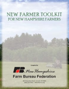 New Farmer Toolkit NH Cover Page